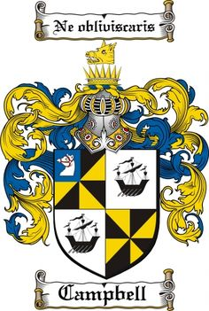 Family names the history of jones family crest history and ancestry campbell coat of arms campbell family crest instant download for altavistaventures Gallery