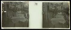 anoniem   Gerard Brouwers op de veranda van Plantage Accaribo, possibly Theodoor Brouwers, 1913 - 1930   Slapend kind, Gerard Brouwers, op de veranda van Plantage Accaribo.