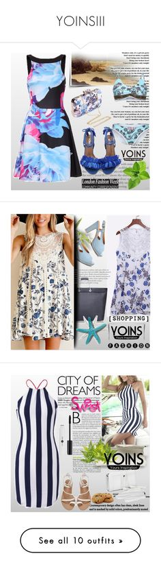 """""""YOINSIII"""" by sabine-rose ❤ liked on Polyvore featuring yoins, yoinscollection, loveyoins, Martha Stewart, Serge Lutens and Jimmy Choo"""