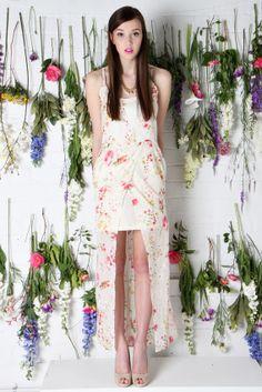 CHERRY BLOSSOM DRESS (SOLD OUT) | Amber Whitecliffe Cherry Blossom Dress, Summer 2014, Dress Collection, Amber, My Style, Dresses, Fashion, Vestidos, Moda