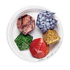 12 | Famous Foodies Imagine Dinner Plates From The Future | Co.Design: business + innovation + design