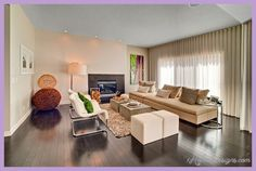 nice Designing your living room with feng shui