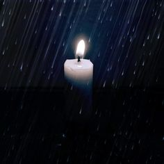 A Candle In The Rain