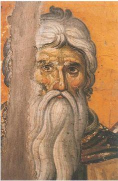 Εμμανουήλ  Πανσέληνος,14ος αιώνας.Ο Αγιος Νίκων