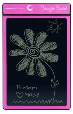 Boogie Board 8.5-Inch LCD Writing Tablet, Pink (PT01085PNKA0002), http://www.amazon.com/dp/B00AFPR6AC/ref=cm_sw_r_pi_awdm_p6PEub1DT8F5Y