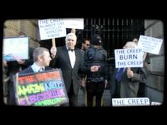 The Creep on humiliating public display at Old Bailey by Ma