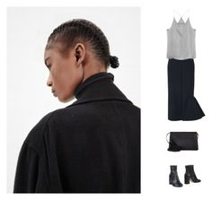 """""""stronger"""" by tina-gadze ❤ liked on Polyvore featuring Julien David, Maison Margiela and Valextra"""