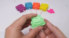 Learn Colors Play Play Doh Hello Kitty Mold Modelling Clay with M2M Toys