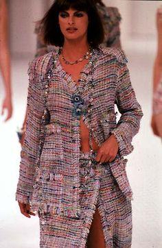 Chanel Summer Spring 1998