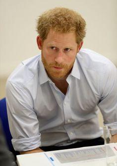 Le fils cadet du prince Charles est le premier membre de la famille royale à faire un tel test publiquement.