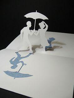Cute paper cut