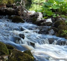 The Owenbeg River