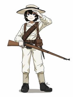 Anime Military, Military Girl, Military History, Fantasy Comics, Anime Fantasy, Comic Pictures, Manga Pictures, Manga Anime, Anime Art