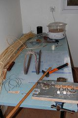 Atelier de Laurent Sorozabal (cesta-punta) Tags: club athletic punta basque…