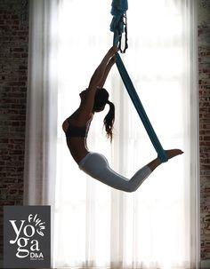 Aerial Yoga | D&A Flying yoga