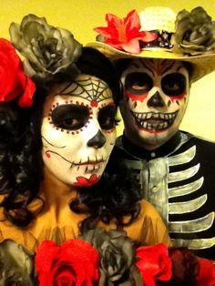 day of the dead - dia de los muertos costumes #dayofthedead #day_of_the_dead