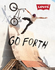 Go Forth - Levi's