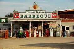 "Texas Pride BBQ is 30 minutes from San Antonio. It's out in the middle of nowhere, but it ""made"" our Texas trip!"