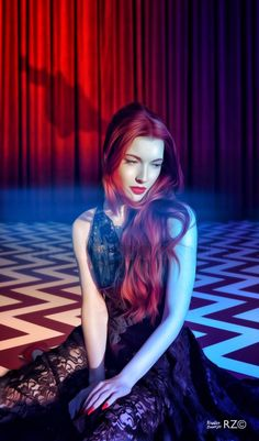 """""""Chrysta Bell In The Lodge"""" by Rinaldo Zoontjes"""