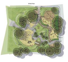 Work Image #landscapearchitecturepark #landscapearchitectureplan
