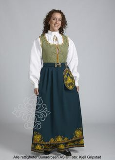 Folk Costume, Costumes, Norwegian Clothing, Norwegian People, Going Out Of Business, Bridal Crown, Norway, High Waisted Skirt, Skirts