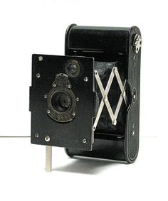 Antique Kodak Vest Pocket Folding Camera with by CanemahStudios, $50.00