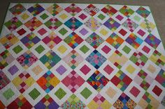 crazy mom quilts: the future's so bright quilt