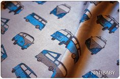 Natibaby Only Vans Levian VW Wrap (hemp)
