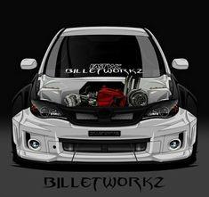 Meet your Posher, X Subaru Impreza, Wrx Sti, Jdm Stickers, Jdm Wallpaper, Japanese Domestic Market, Rims For Cars, Truck Art, Car Memes, Car Illustration