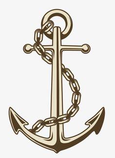 A Corrente Da âncora do Navio desenho vetorial, Vector, Pintados à Mão, Correntes PNG e Vector