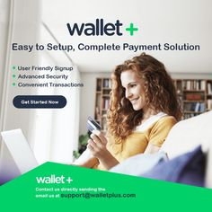 Make WalletPlus Payments With through a Secure Online Wallet. Online Payments, Online Wallet For Payments, Transfer Money From Wallet, Load Money To Wallet. Online Wallet, Simple Way, Get Started, Traditional, Money, Easy, Silver