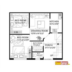3 bedroom vastu house plans google search casita for 30x30 house map