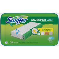 Swiffer Sweeper Wet Mopping Pad Multi Surface Refills for floor mop, Open Window Fresh scent, 12 Count, Packaging May Vary Disinfecting Wipes, Household Cleaning Supplies, Medical Help, Floor Care, Lavender Scent, Open Window, Trap, Cleaning Solutions, Surface
