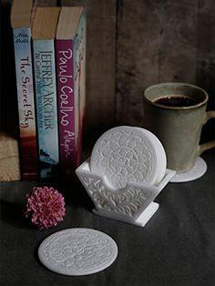 New Year Gifts Set of 6 Natural Handmade Soapstone Coaste... https://www.amazon.com/dp/B01KUPZJ5A/ref=cm_sw_r_pi_dp_x_9eSzybE27M1DF