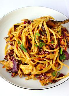 Healthy Dinner Recipes, Cooking Recipes, Breakfast Menu, Mediterranean Diet Recipes, Asian Recipes, Food Inspiration, Good Food, Food And Drink, Chicken Pasta