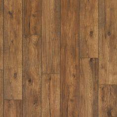 Mannington Restoration Wide Plank Collection Hillside Hickory Ember