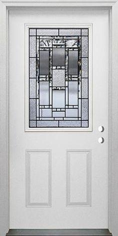 Mastercraft 36 X 80 Steel 3 4 Lite Ext Door Rh At Menards Home Pinterest Doors Steel