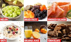 Nutritionist Rob Hobson reveals 10 snacks that will make you a morning person   Daily Mail Online