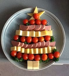 Healthy christmas tree
