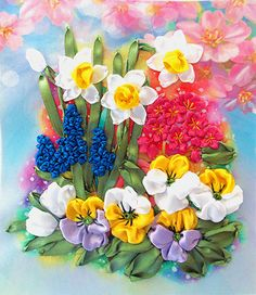 Первоцветы НЛ-4015