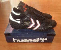 timeless design 5b457 980ed SOREN LERBY FOOTBALL BOOTS HUMMEL VINTAGE 1988 UK12 EU47 BAYERN MUNCHEN  PERFECT  eBay Soccer Boots