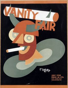 Vanity Fair, 1930- Fortunato Depero