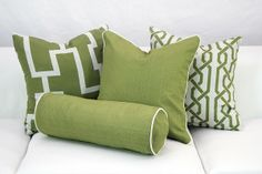 Malibu Pillow Collection from Designer8* Event Furniture Rental