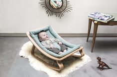 Charlie Crane Levo Baby Rocker, Baby Bouncer Seats at Born Baby Nursery Diy, Baby Bedroom, Kids Bedroom, Nursery Ideas, Baby Bouncer, Nursery Furniture, Kids Furniture, Baby Rocker, Diy Bebe