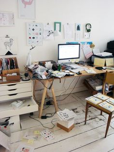 This will probably be what my dream workspace will look like after a week...