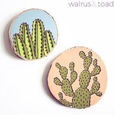 cactus #woodslice