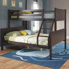 Monroe Twin over Double Bunk Bed – Dark Cappuccino $849.99