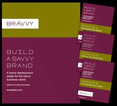 Just starting your business? The Bravvy process can help you focus your brand and assist in everything from vetting a company name to designing a logo. #branding #smallbusiness