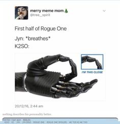 Rogue One funnies