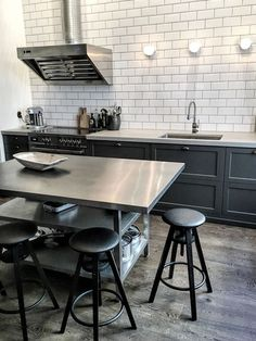 30+ Masculine Kitchen Ideas, Tips & Inspirations | Man of Many